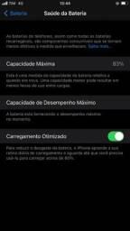 Iphone 8 plus apenas botão home falhando nada mas