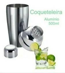 2 Coqueteleira de Alumínio 500ml