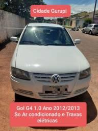 GOL G4 1.0 ANO 2012/2013 Cidade Gurupi