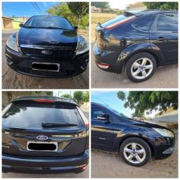 Vendo Ford Focus Hatch 1.6 SE Plus Flex 2011/2012 completo!