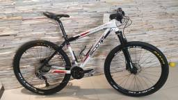 Bike Scott Aspec com suspensão a Ar