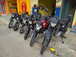 Motos Honda Fan (Leia Descrição)