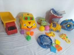 Título do anúncio: lote de brinquedos infantil