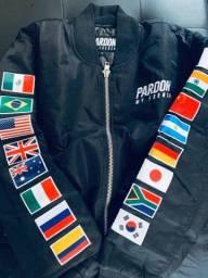 Bomber jacket (pardon my french)