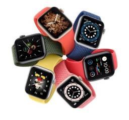 Relogio Smartwatch Iwo T500+ Serie 6 Tela 1.75 Infinita Resolução 320x385