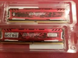 Precinho ram DDR4 Crucial Ballistix 4GB