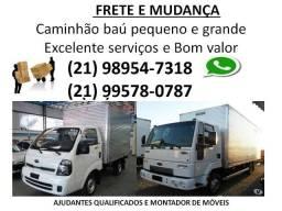 Mudanças angra dos reis costa verde todo brasil