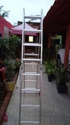 Escada 4 metros seminova