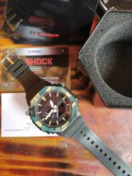 G shock ga-2100