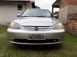 Honda Civic 2001/2002 automático