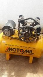 Compressor motomil air power
