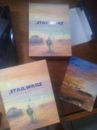 Star Wars coletânea 6 primeiros filmes