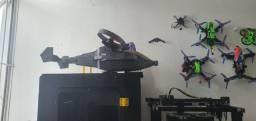 Criação, Manutenção e Consultoria em Drone Racer/FreeStyle e Cinewhoop