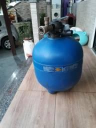 Filtro para piscina 70 mil litros de agua