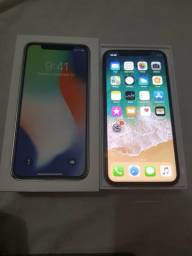 IPhone x 64 GB 2 meses de ativado!