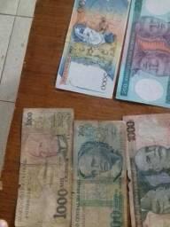 Dinheiro antigo 20 nota