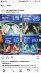 Headphone Bluetooth Inova e JBL