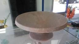 Fruteira de pedra sabão