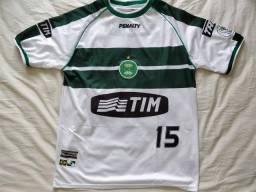 Camisa Coritiba Coxa penalty TIM #15 G