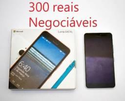 Nokia Lumia 640 XL em bom estado