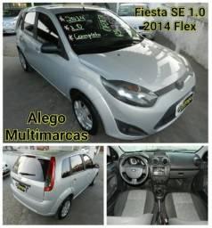 Fiesta 1.0 Entrada  - 2014