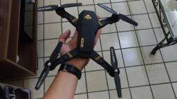 Drone Visuo com câmera HD Wifi - Novo, zerado na caixa