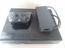 Xbox one 500gb ótimo estado d uso