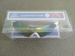 Óculos de ciclismo Obaolay (novo)