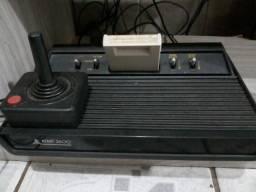 Atari 2600 completo ! novo!