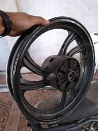 Roda traseira fazer 250 - 2008