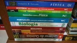 Vendo Livros Literatura e estudo