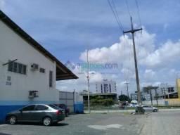 Galpão com 450 m² mais área livre murada na BR 101 em Recife - PE