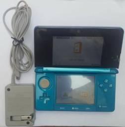 Nintendo 3Ds com 1 Jogo Brinde