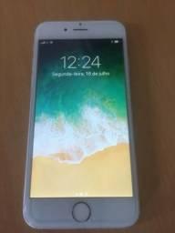 IPhone 6G 16GB Prata 6x S/Juros