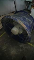 Exuastor diametro 800mm