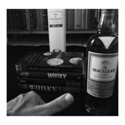 Whisky Uísque Single Malt The Macallan 750 ml