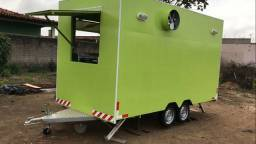 Vendo trailer food truck