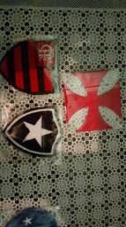 Patch bordados termocolantes times de futebol