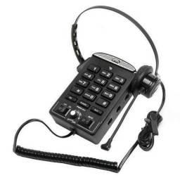 Headphone Modelo Prima 9 - L Operador Telemarketing