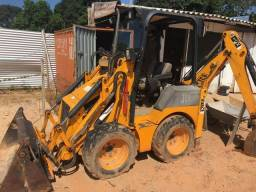 Mini Retroescavadeira JCB 1CX - 2009