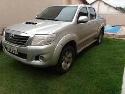 Hilux SRV Automática 4x4 Diesel. - 2012