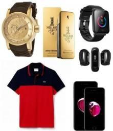 Lista de fornecedores, de roupas, calçados, Relógios, Perfumes, celulares