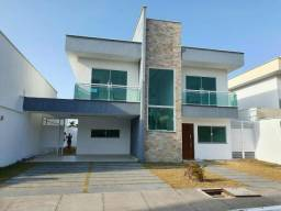 Alugo casa nova duplex / condominio fechado perto da praia / araçagy