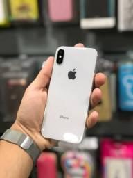 IPhone X 64gb (12x no cartão; Aceitamos seu aparelho como entrada)