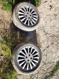 """Rodas originais Fiat 16 """""""