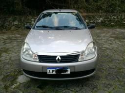 Renault Symbol Expression 1.6 flex 2011 completo - 2011