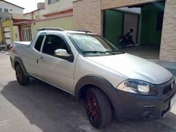 Fiat/strada carro de mulher zelosa - 2016