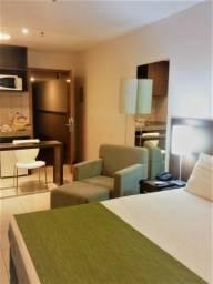 Nobile Monumental apart hotel flat mobiliado temporada Brasília DF