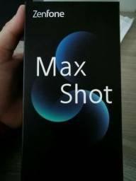 Smartphone Zenfone Max Shot 3GB/32GB - NOVO