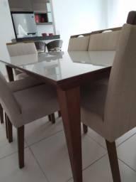 Mesa 6 Cadeiras mesa está em Goiânia Avenida Perimetral Norte Próximo aí Portal Shopping